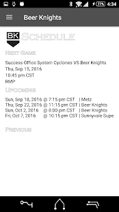 CCHL Beer Knights - screenshot