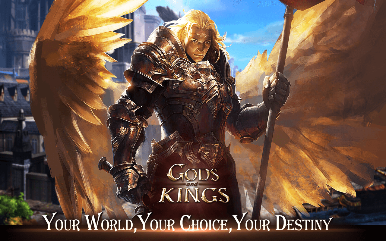 Gods and Kings Screenshot
