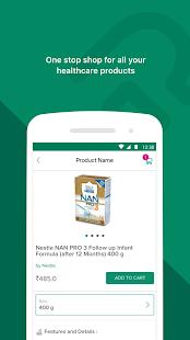 Free app PharmEasy –Online Medicine Delivery Tablet