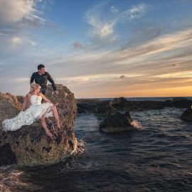 Trash the Dress by Mandy Christodoulou - Wedding Bride & Groom ( cyprus bride and groom, cyprus photographers, cyprus trash the dress, cyprus wedding, cyprus wedding photographers )