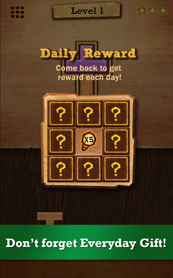 Wood Block Puzzle Screenshot 7