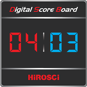 디지털 점수판(Digital Score Board)