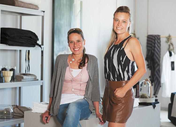 Stephanie Viljoen & Anita Bodenstein-Booyens