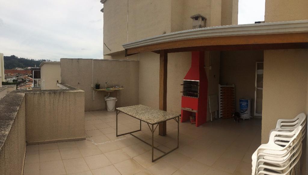 Cobertura com 2 dormitórios à venda, Condomínio Jardim de Trento - Vila Mafalda - Jundiaí/SP