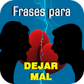 App Frases Para Dejar Mal APK for Kindle