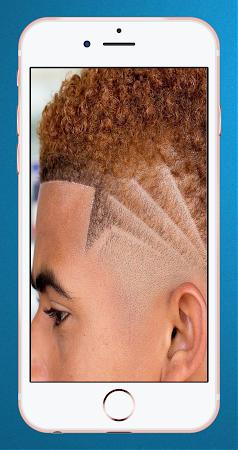 Men's Hairstyles 1.4 screenshot 2088770