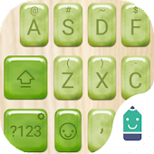 Free Avocado Jelly Typany Keyboard APK for Windows 8