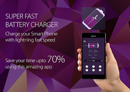 App Super Fast Charger apk for kindle fire