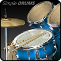 Simple Drums Basic - Realistic Drum App APK for Ubuntu