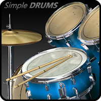 Simple Drums Basic - Realistic Drum App For PC