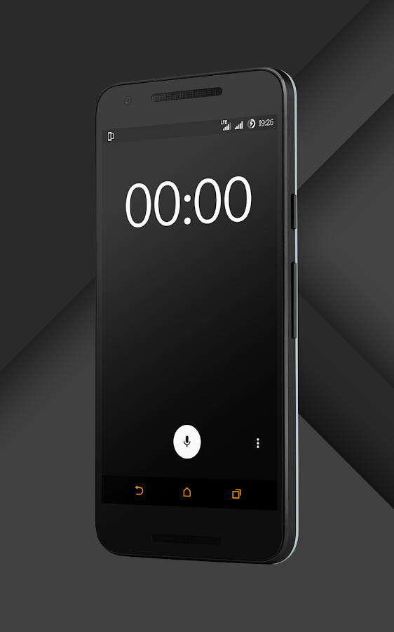 Sense Black/Orange cm13 theme Screenshot 19