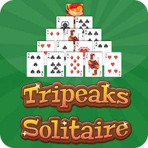 Tripeaks Solitaire :Card Games
