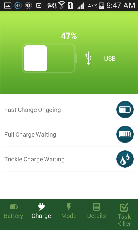 Battery Hero - Battery Power Screenshot 4