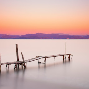 Dreamland by Ömür Kahveci - Landscapes Travel ( fineart, seascape, longexposure )