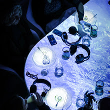 Change the way you look at food forever with a 13 course multisensory gastrophysics experience.
