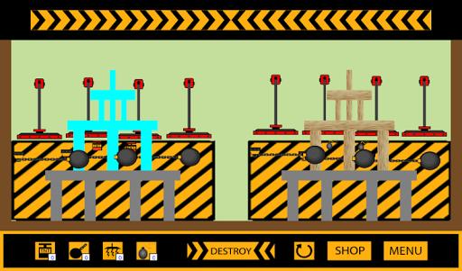 Destruct Towers - screenshot