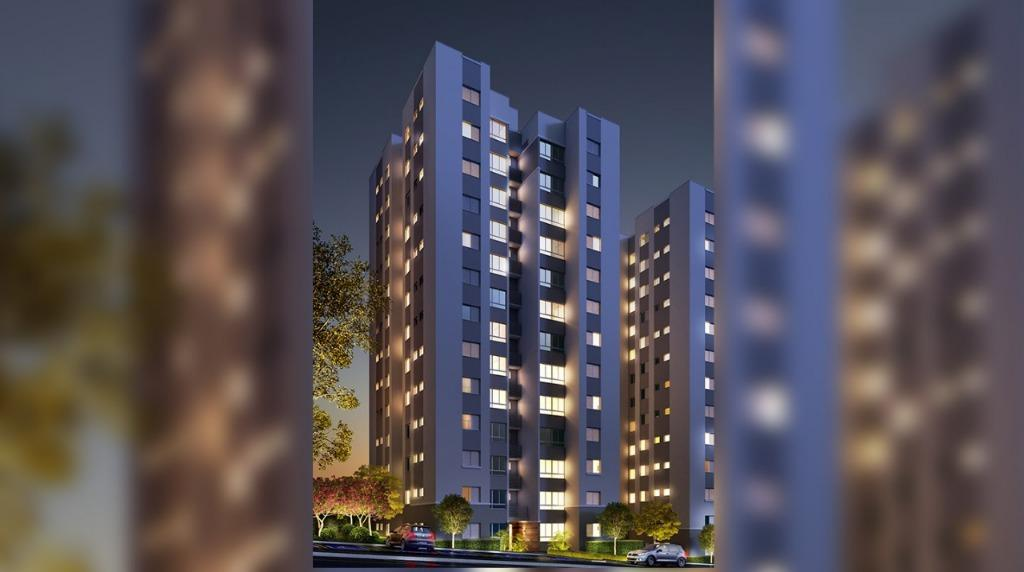 Apartamento 2 dormitórios 1 suíte, com Bônus de até 63.500