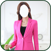 Lady in Pant Shirt Photo Montage APK for Bluestacks