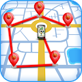 Mobile GPS Location Tracker APK for Bluestacks
