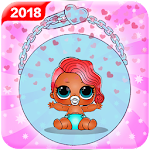 LOL Surprise Of Collectible Ball: Dolls Game POP 4 Icon