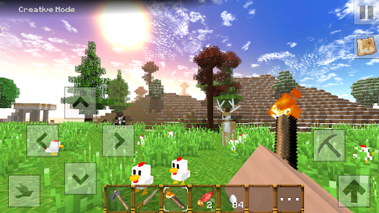 Game SuperCraft 3D apk for kindle fire