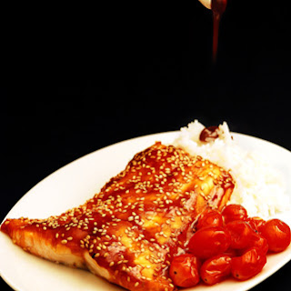 Salmon Hoisin Sauce Maple Syrup Recipes