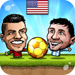 ⚽Puppet Soccer 2014 - Big Head Football ? Icon