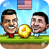 Puppet Soccer 2014 - Football APK Icon