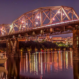 ottawa bridge by Bogdan Marin - Buildings & Architecture Bridges & Suspended Structures