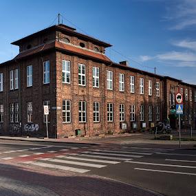 by Marek Rosiński - Buildings & Architecture Public & Historical ( historic buildings, city, old building )