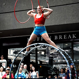swiinnggg by Rachel Urlich - People Street & Candids ( wow, strength, fantastic )