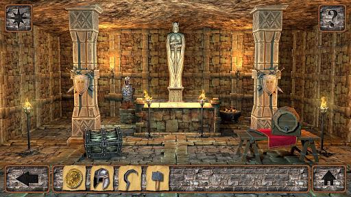 Cryptic Labyrinth - screenshot
