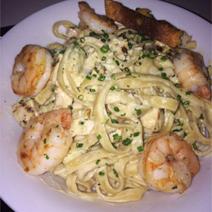 Shrimp Fettucine Alfredo Recipes — Dishmaps