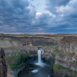 Palouse Falls by Shalabh Sharma - Landscapes Waterscapes