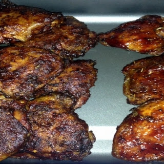 Coke-a-Cola Jerk Chicken