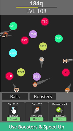 Idle Bouncing Balls For PC