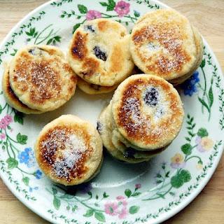 Berry Crisp Margarine Recipes