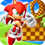 super sonic games run jump subway dash free For PC / Windows / MAC