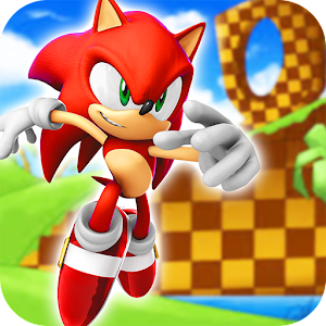 super sonic games run jump subway dash free