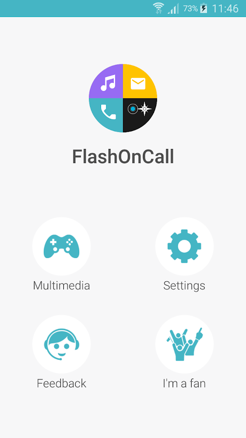 FlashOnCall + Screenshot 0