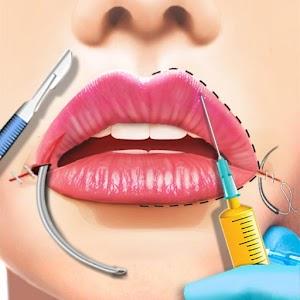 Lips Surgery Simulator