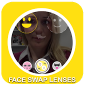 Download Face Swap lenses For snapchat APK on PC