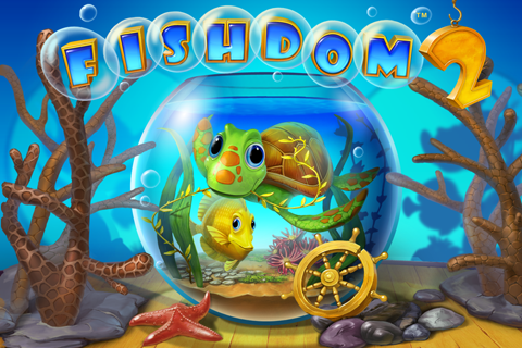 Fishdom 2 - screenshot