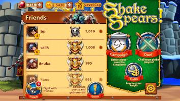 Screenshot of Shake Spears!