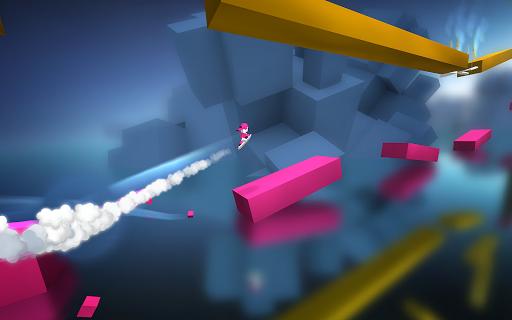 Chameleon Run - screenshot