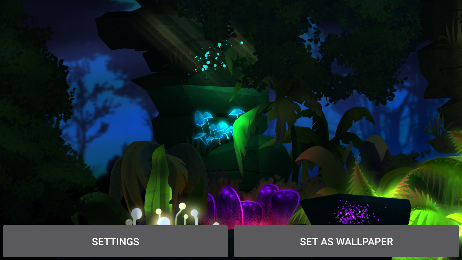 Wild Jungle 3D Live Wallpaper Screenshot 12