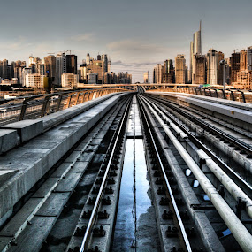 Just another journey by Scott Lorenzo - Travel Locations Railway ( urban, transport, train, travel, city )