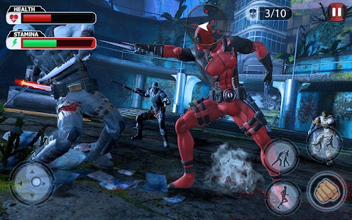 Incredible Super Hero Deadpool Guardian of Galaxy for pc