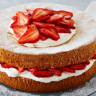 Food Network Sponge Cake Recipes
