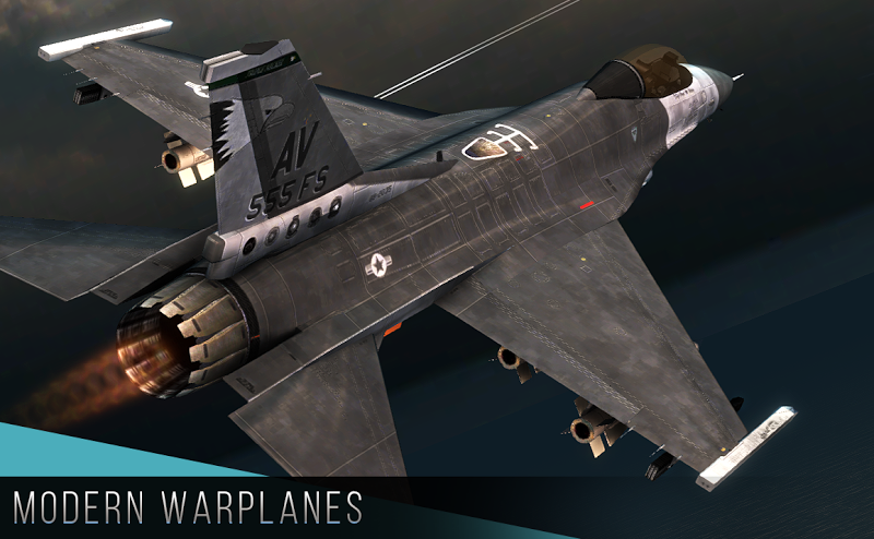 Modern Warplanes: Combat Aces PvP Skies Warfare Screenshot 11